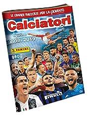 Idea Regalo - Figurine Calciatori Panini 2018-2019 Esclusive Box - Album + 60 Bustine (10 omaggio) + Poster Esclusivo