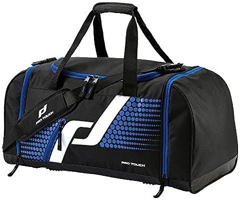 Pro Touch Sporttasche Teambag Force (Farbe / Größe: 900 schwarz/blau