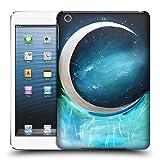 Head Case Designs Offizielle Mai Autumn Silber Mond Garten Weltraum Und Himmel Ruckseite Hülle für iPad Mini 1 / Mini 2 / Mini 3