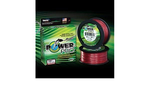 100yd 44lb RED  POWER PRO POWERPRO fishing braid