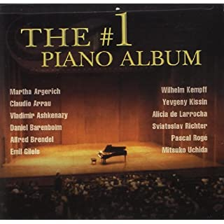 #1 Piano Album by Various Artists-arge (2002-08-02)