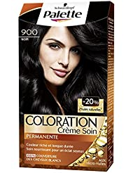 Schwarzkopf Palette - Coloration Permanente - Noir 900