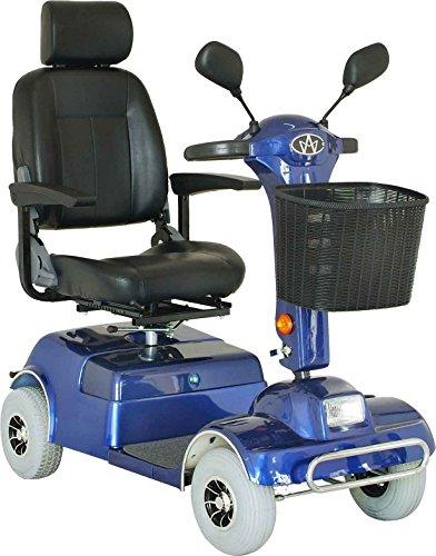 """Alpenmobil """" Mobi City 40"""" - altersgerechtes Behindertenfahrzeug / Invalidenfahrzeug für Senioren oder Personen mit Gehbehinderung"""