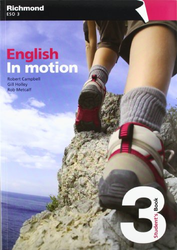 In Motion - 3 Student'S Book Inglés - 9788466809368