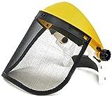 Ama 07071 Ama 07071 Visera protectora profesional con pantalla de red y carcasa ajustable
