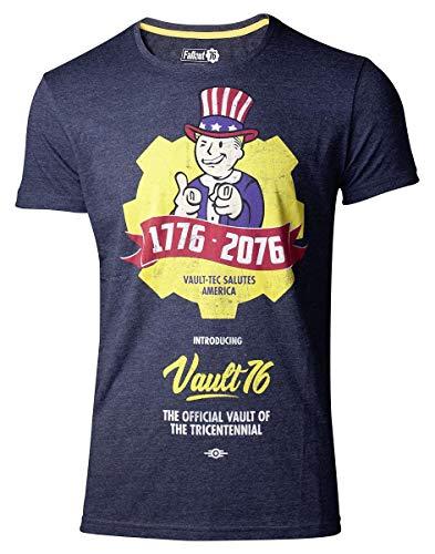 fallout shirt Fallout 76 T-Shirt Vault 76 (XXL)