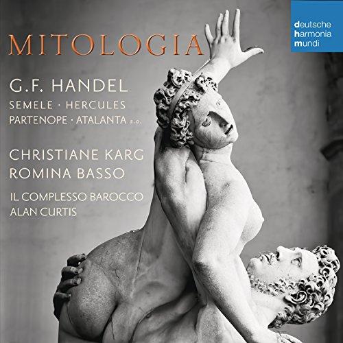 Handel: Mitologia - Handel'S Heroes