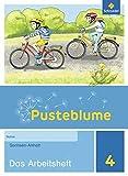 Pusteblume - Das Sachbuch - Ausgabe 2017 für Sachsen-Anhalt: Arbeitsheft 4 -
