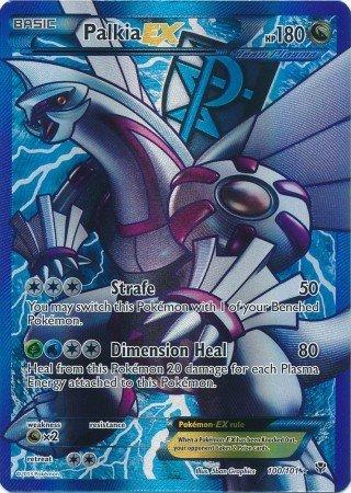 Pokémon-Palkia (100)-Ex-Plasma-Blast-Holo