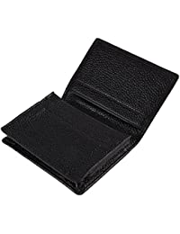 I-Smile Slim Card Holder Wallet Thin Business Card Sleeves Case Minimalist Genuine Leather Wallet Credit Card...