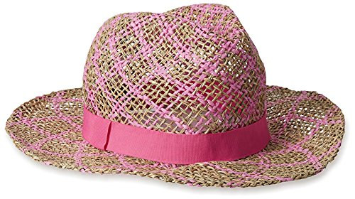 magid-womens-woven-straw-oversized-fedora-pink