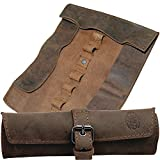 LandLeder Old Used Buffalo - Pencilcase - Stiftrolle CATO