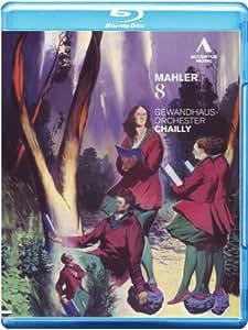 Mahler Symphony No.8 [Blu-ray] [2011] [Region Free]