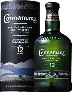 Connemera 12 Year Old Peated Irish Single Malt Whiskey 70 cl