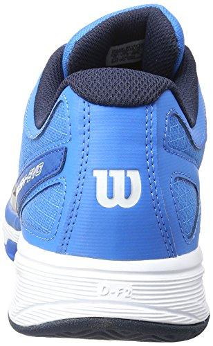 Imperial Mulheres Wilson navy Blazer Evo Azul Correm Tênis Cw8064q