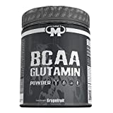 Mammut BCAA Glutamin Powder, Grapefruit, 1er Pack (1 x 450 g)