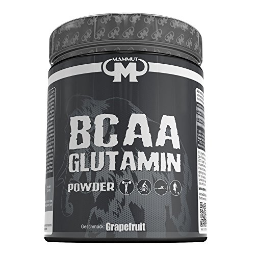 Mammut BCAA Glutamin Powder