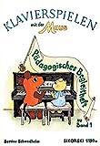 Klavierspielen mit der Maus, Pädagogisches Begleitheft zu Band 1