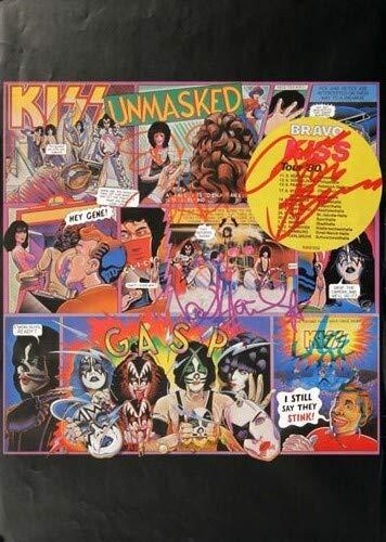 Premium Poster/Plakat | DIN A1 | Live Konzert Veranstaltung » KISS - Kiss Tour, 1980 « -