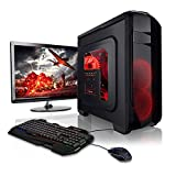 Megaport Gaming-PC Komplett-PC Vollausstattung AMD FX-6300 6x3