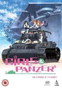Girls Und Panzer: The Complete Tv Series [Edizione: Regno Unito]