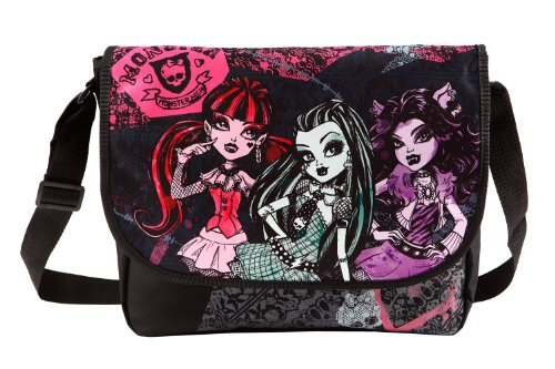 Undercover MH11764 Monster High Schultertasche (Werwolf High Monster)