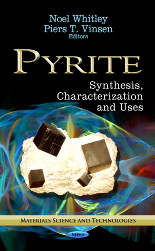 Price comparison product image PYRITE SYNTESIS CHARAC. USES (Materials Science and Technologies)