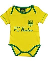 Body bébé FCNA - Collection officielle FC NANTES - Taille bébé garçon