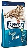 Happy Cat Adult Large Breed, 1er Pack (1 x 1.4 kg)