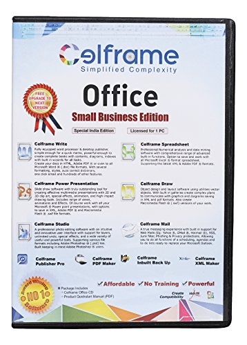 Celframe Office – Small Business Edition – 1 PC (CD)