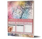 """Mein Checklisten Buch / 122 Seiten, Register uvm. / Jetzt mit Datum, Priorität und Platz für Notizen / PR501 """"Grunge Wall"""" / DIN A4 Soft Cover"""