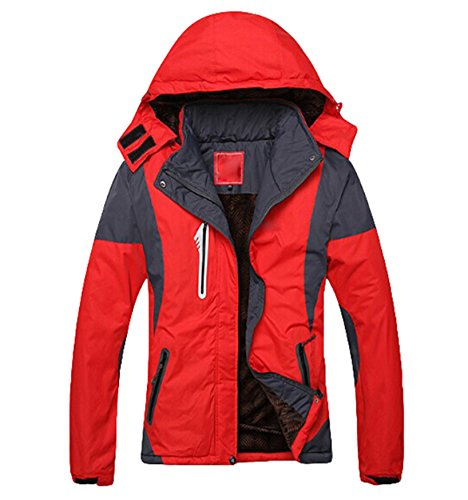 PLAER - Manteau - Homme red-Women