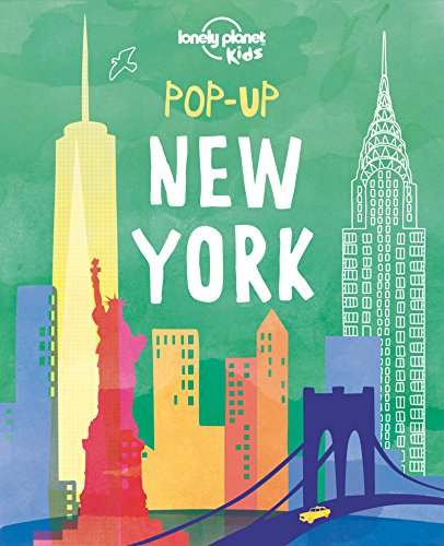 Pop-Up New York Lonely Planet Kids