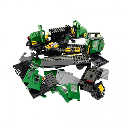 1 x Lego System Teile Set Modell für 7898 Cargo Train Deluxe...