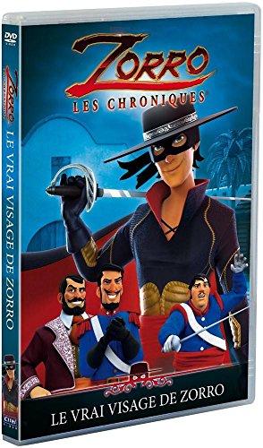 Zorro, les chroniques – Vol. 2 : Le vrai visage de Zorro [Francia] [DVD] 51UGBBQFZKL