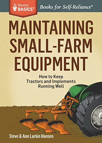Farm Equipment (Maintaining Small-Farm Equipment: How to Keep Tractors and Implements Running Well. A Storey BASICS® Title (English Edition))