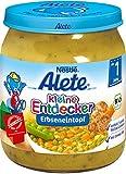 Alete - Bio Kleine Entdecker Erbseneintopf Babynahrung - 250g
