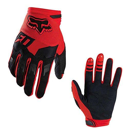 guanti fox mtb Guanti da moto Full-Finger Guanti da MTB Bike Guanti da fuoristrada Guanti sportivi da esterno