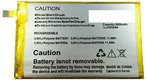 GnG Mobile Battery For Micromax Canvas Doodle 4 Q391 3000 Mah