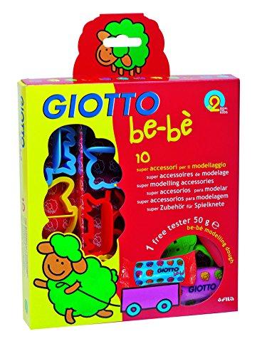 Giotto 4642 00 Accessoires pour pâte à modeler Be-Be