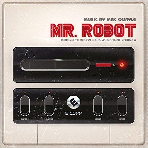 Mr.Robot,Vol.4 (Ost TV Series) (2lp Colored) [Vinyl LP]