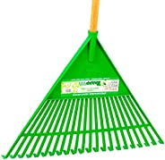Trapp Brazil Rake with Wooden Handle - FJ 1011 (Green)