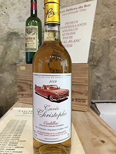 Cuvée Christophe 2009 Blanc 75 cl AOC Cadillac Weisswein Vin Liquoreux