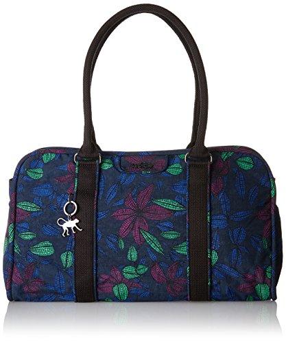 Kipling - Bex, Bolsos maletín Mujer, Mehrfarbig Orchid