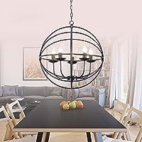 ZQ@QXDesign moderno elegante cucina soggiorno lampadario pranzo Candela a forma