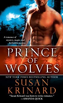 Prince of Wolves by [Krinard, Susan]