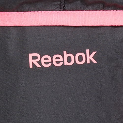 Reebok Damen Kapuzen Sport Trainingsanzug