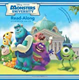 Monsters University Read-Along Storybook and CD (A Disney Read Along Storybook)