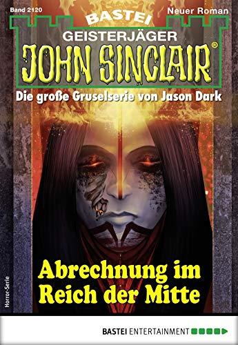 John Sinclair 2120 Horror-Serie: