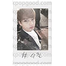 BTS bangtan Boys fanpage at Blood Sweat & Tears MV jungkook Polaroid photocard